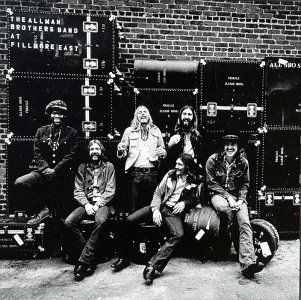 The Allman Brothers LIVE AT THE FILLMORE EAST New Sealed VINYL 2 LP
