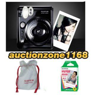 Fuji Instant Instax Mini 50s Polaroid Camera Film Case