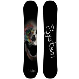 2013 System DOA Snowboard Package Flow Flite 2 Bindings Ride On