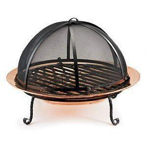 Fire Pit 770 Good Directions 773 Small Spark Screen for Small Outdoor