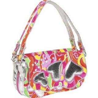 Handbags Rebelle Friendship Bags Rebelle Butterfly Fuschia Fuschia