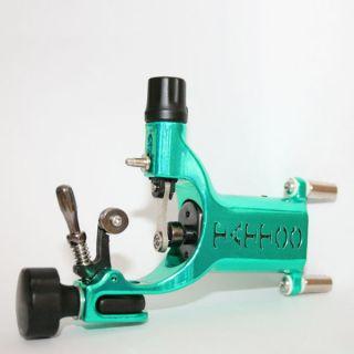 new green motor rotary Tattoo Machine Gun shader liner supply