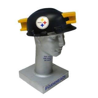 NFL Foam Hat Steeler Head Pittsburgh Steelers New
