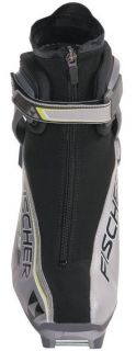 New Fischer RC5 Combi Skate Classic Cross Country NNN Ski Boots Sz 39