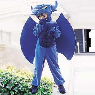 New Disney Villain Fantasia Chernabog Dragon Plush Costume Boys