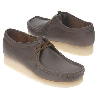 Mens Clarks Wallabee Low Beeswax Leather