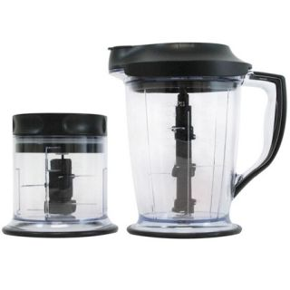 Ninja QB1004 Master Prep Pro Blender Food Processor Drink Smoothie