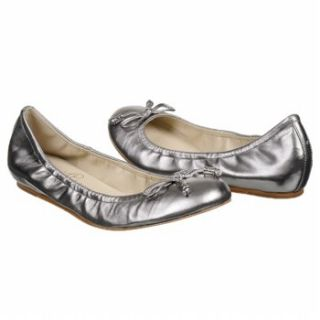 Ivanka Trump Womens Magnoli Pewter Leather