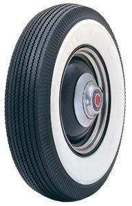 Firestone 700 19 Double White Wall Tire