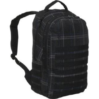 Accessories Hurley Oxford Laptop Backpack Black Plaid