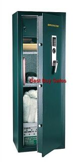 6741 First Alert Safes Home Office Hunting Rifle Fire 14 Gun Safe