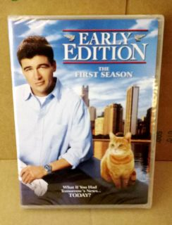 Early Edition The First Season DVD 2008 Brand New DVD Check Details