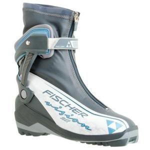 Fischer Women's Vision Skate Boots 09 10 NNN