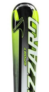 Blizzard G Force Sport Skis with IQ Lt 10 System Bindings Mens 160cm