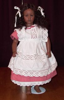 Annette Himstedts Barefoot Collection Fatou Doll