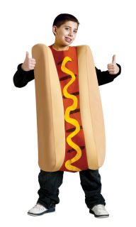 Brand New Hot Dog Food Child Halloween Costume 5938