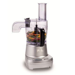 Master Chef® 2 Speed Food Processor with Pulse Stainless Steel Blades