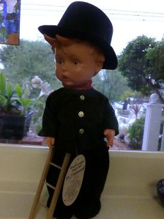 Hummel Germany doll Goebel Felix Chimney Sweep 11 in boy toy