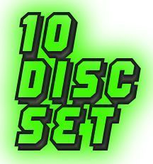10 Disc CHARTBUSTER ALL ARTIST FEMALE Country Chartbuster Karaoke CDG