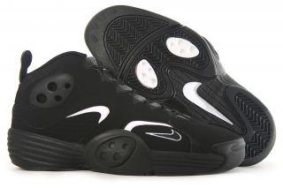 Nike Flight One Penny Black White 538133 010 Mens Sizes New