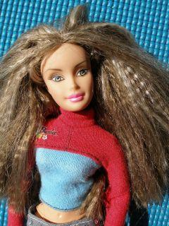 Mattel Flavas Doll Barbie Flavas Doll Jointed Swivel Waist