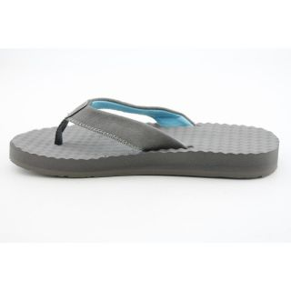 Flojos Blair Youth Kids Girls Size 13 Gray Synthetic Flip Flops