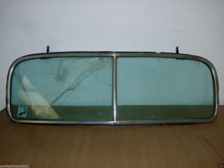 1937 Ford Truck Windshield Frame