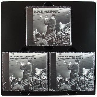 MAYNARD FERGUSON COMPLETE MOSAIC (CD) ORCHESTRA ROULETTE N/N