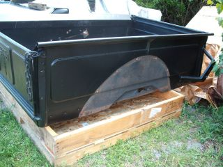 1940 Ford 1/2 ton pick up truck front body parts, BED, TAILGATE, SPARE