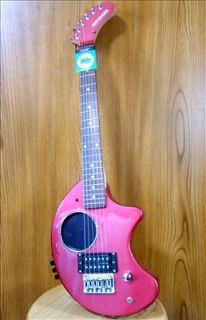 Fernandes Digi ZO Hyper 09 PSR Mini Electric Guitar w Built in Amp F S