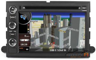 2005 09 Ford Mustang DVD GPS Navigation Radio Sirius XM SAT Ready