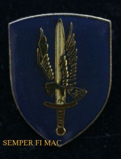 US Army 1st Aviation Brigade Pin Vietnam Fort Rucker
