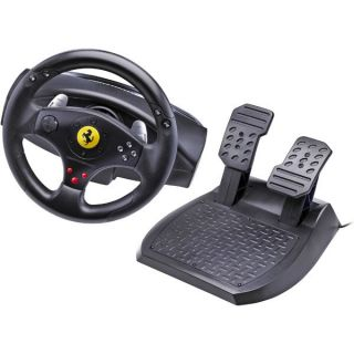 Thrustmaster 2960697 Ferrari GT Experience Racing Wheel for PS3 and PC