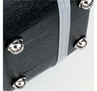 Deluxe Road Worhty apx Acoustic Guitar Hard Case