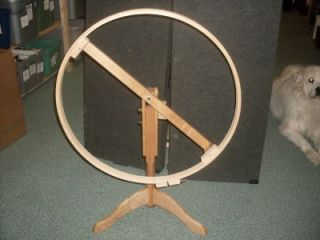 Hinderberg Floor Stand Quilting Embroidery Tapestry Hoop