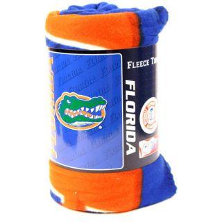 Florida Gators 50 x 60 Fleece Throw Blanket