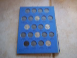 1913 1938 Buffalo Nickel 5c Starter Set 32 Different Dates Mint Marks