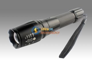features high quality cree xml t6 led chip output 1300lm