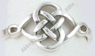 figure eight celtic knot ring size 5 figure eight design celtic ring