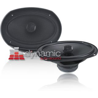 Focal PC 690 6 x 9 Performance Series 2 Way Coaxial Car Audio