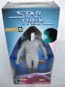 Bele The Cheron Star Trek Frank Gorshin 9 Figure Collector Playmates