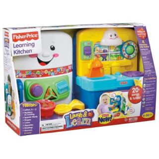 Fisher Price Laugh and Learn Learning Kitchen (COLORS VARY)