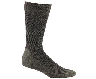 Fox River Mens Oxford Light Weight Merion Wool Crew Sock 4610 Olive