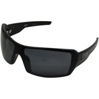 Fox The Duncan Polarized Sunglasses Polished Black Gray