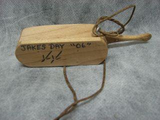 Box Call urkey Call Rober Frady Mini Box Call Signed Daed