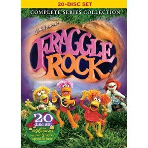 Fraggle Rock Complete Series Collection New 20 DVD Set