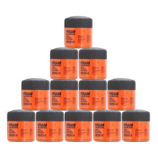 Qty 12 Fram Oil Filters HM3614 High Mileage 3 4 16 Thread 3 360 Tall