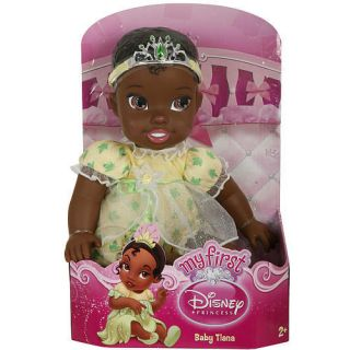 My First Disney Princess Baby Doll   Tiana Princess and The Frog Gift