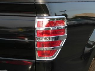 FORD F150 F 150 TRUCK 2009   2011 TFP ABS CHROME TAIL LIGHT COVER