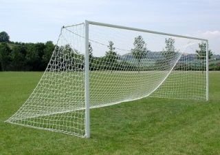 Full Size Football Goal Post Nets Next Day Delivery